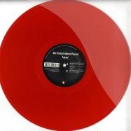 Back View : Alec Troniq ft. Alberto Pascual - YUJUUU! (RED COLOURED VINYL) - Cometomusic / C2M001