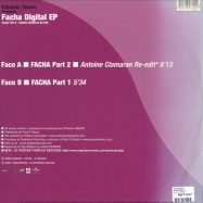Back View : Yohanne Simon - FACHA DIGITAL EP - Universal / 9846124