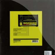 Back View : Addison Groove - TRANSISTOR RHYTHM (2LP) - 50 Weapons / 50WEAPONLP06