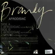 Back View : Brandy - AFRODISIAC - Atlantic / at0183