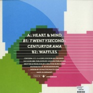 Back View : Christian Burkhardt - HEART AND MIND - Cocoon / COR12094