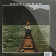 Back View : Patrick Vian - BRUITS ET TEMPS ANALOGUES (LP) - Staubgold / staubgold126 / 976561