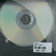 Back View : Timedog - OBJECTS OF MIND (CD) - Diametric. / 21-diam.