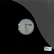 Back View : Trulz & Robin presents Ksmisk - CHANGE EP - Rett I Fletta / RIF003