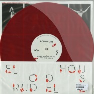 Back View : Matias Aguayo - EL RUDO DEL HOUSE ROUND ONE (LTD RED VINYL) - Comeme / Round One