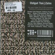 Back View : Varioust Artists - OSTGUT TON : ZEHN (3XCD) - Ostgut Ton / OSTGUT CD 34