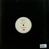 Back View : Stephen Lopkin / DimDJ - SPLIT EP - Endless Illusion / ENDILL006