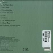 Back View : Roman Fluegel - ALL THE RIGHT NOISES (CD) - Dial / Dial CD 038