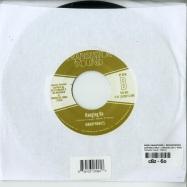 Back View : Ikebe Shakedown / Monophonics - CURITIBA STRUT / HANGING ON (7 INCH) - Transistor Sound / TSR001