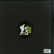 Back View : Mystic Letter K (Cari Lekebusch) - PATHFINDER (BLACK WHITE SPLATTER) - MLK / MLK2
