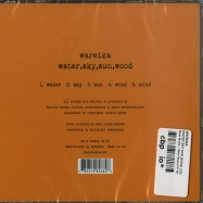 Back View : Wareika - WATER SKY SUN WOOD (CD) - Mule Musiq / Mule Musiq CD 60