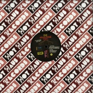Back View : The Analogue Cops - RACOON CITY EP - Hot Haus / Hotshit038