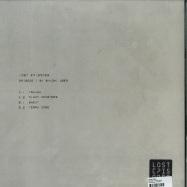Back View : Shlomi Aber - EPISODE 1 (VINYL ONLY) - Lost Episodes / EPISODE1