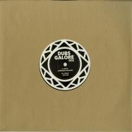 Back View : Von D - HARDCORE DUB MUSIC / SLY CLAP (10 INCH) - Dubs Galore / DOR002