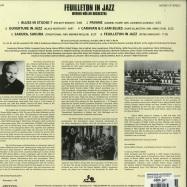 Back View : Werner Mueller Orchestra - FEUILLETON IN JAZZ (10 INCH) - Sonorama / SONOL108