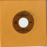 Back View : The Idealist - INNER SPACE DUB / THE FIRE OF MOSES (7 INCH) - Hoga Nord Rekords / HNR029