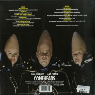 Back View : Various Artists - CONEHEADS O.S.T. (LTD YELLOW LP) - Warner / 9362490393