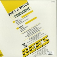 Back View : The Bees - SHES A WITCH - TIKOLOSHI - Afrosynth / AFS042