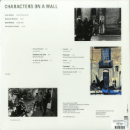Back View : Louis Sclavis Quartet - CHARACTERS ON A WALL (LP) - ECM Records / 0804585