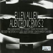 Back View : Ellen Allien - ALIENTRONIC RMXS 2 - BPitch Control / BPX003