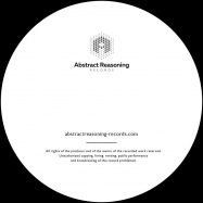 Back View : D&S - DIFFERENTIAL FORMS EP - Abstract Reasoning Records / ARR05