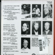 Back View : Rupa - DISCO JAZZ (CD) - Numero Group / NUM805CD