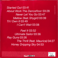 Back View : Georgia - SEEKING THRILLS (180G LP + MP3) - Domino Records / WIGLP384