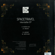 Back View : Spacetravel - INTERSTELLAR EP - Hearing Colors / HC002