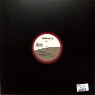 Back View : Mamosato - MAMOSATO VOL. 2 (VINYL ONLY) - Squeeze The Lemon / STL003