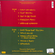 Back View : Toots & The Maytals - GOT TO BE TOUGH (LP) - Trojan Jamaica / 405053860064