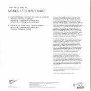 Back View : Joost M de Jong jr - STUDIES / STUDIEN / ETUDES - Futura Resistenza / RESLP004