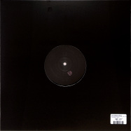 Back View : Noha presents Iskra - BEATING EXPECTATIONS (140 G VINYL) - Constant Black / CB 016