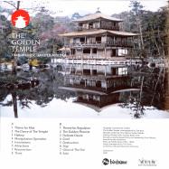 Back View : Sander Molder Timo Steiner - THE GOLDEN TEMPLE (LP) - Birdname / Birdname002