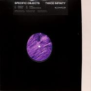 Back View : Specific Objects - TWICE INFINITY - Twice Infinity / TWICE001
