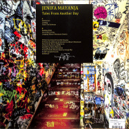 Back View : Jenifa Mayanja - TALES FROM ANOTHER DAY (ALLSTARR MOTOMUSIC MIX) - deepArtSounds / dAS026