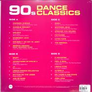 Back View : Various Artists - 90S DANCE CLASSICS (2LP) - Demon Records / DEMRECOMP025