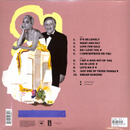 Back View : Tony Bennett & Lady Gaga - LOVE FOR SALE (180G LP) - Interscope / 3540840