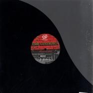 Back View : Cari Lekebusch - THE SPACE SUITE - Railyard Recordings / ryr010