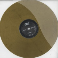 Back View : Geeeman - RUBBERBAND2 (GOLD COLOURED VINYL) - Clone Jack For Daze / CJFD07