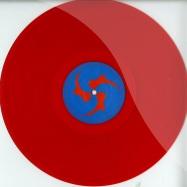 Back View : Drax Ltd.ii Thomas P. Heckmann - AMPHETAMINE (COLOURED BLUE VINYL) - AFU LTD / AFULTD31-BLUE