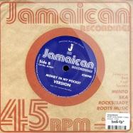 Back View : Dennis Brown - MONEY IN MY POCKET (7 INCH) - Jamaican / jr7001