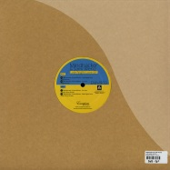 Back View : Mindhacker & Sami Wentz - LATE NIGHT LOVE EP (LULA CIRCUS / JACUZZI BOYS RMXS) - Escapism Musique / emv003