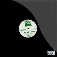 Back View : Willie Graff & Tuccillo - SUNDAY MORNING / MISDIRECTION - Local Talk / lt014