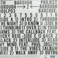 Back View : 6th Borough Project - BOROUGH 2 BOROUGH (2X12 INCH LP) - Delusion Of Grandeur / DOGLP03