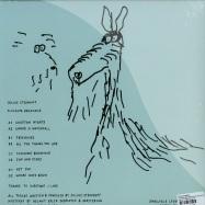 Back View : Julius Steinhoff - FLOCKING BEHAVIOUR (2X12 LP, GATEFOLD COVER) - Smallville / SMALLVILLELP09