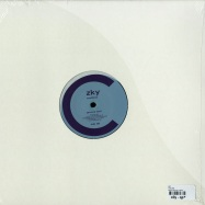 Back View : zky - TOOLTIME - Cabinet Records / Cab38