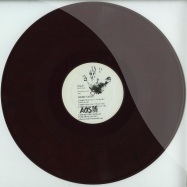 Back View : Omar-S - SIMPLE THAN SORRY (COLOURED VINYL) - FXHE Records  / aos007