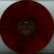 Back View : Jose Pouj / Flug / Kike Pravda - TRANSFUSION EP (RED MARBLED VINYL) - Injected Poison Records / IP010