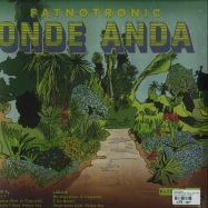 Back View : Fatnotronic - ONDE ANDA (2X12 INCH LP, 180 G VINYL) - Razor-N-Tape Reserve / RNTR009