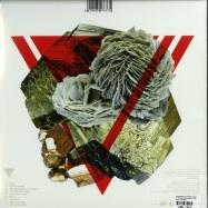 Back View : Floorplan Aka Robert Hood - VICTORIOUS (3X12 INCH LP + CD) - M Plant / MPM28LP